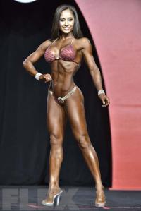 Iveth Carreon - Bikini - 2016 Olympia