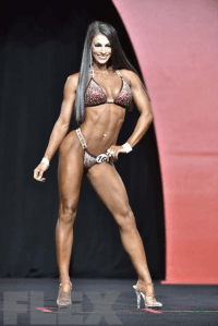 Lacey DeLuca - Bikini - 2016 Olympia