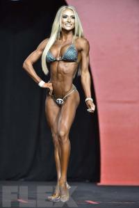 Alyssa Germeroth - Bikini - 2016 Olympia