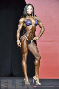 Karene Gonzalez - Bikini - 2016 Olympia