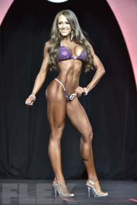 Courtney King - Bikini - 2016 Olympia