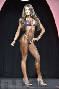 Courtney King - Bikini - 2016 Olympia