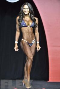 Janet Layug - Bikini - 2016 Olympia