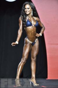 Breena Martinez - Bikini - 2016 Olympia