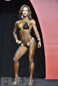 India Paulino - Bikini - 2016 Olympia