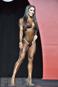 Jennifer Ronzitti - Bikini - 2016 Olympia