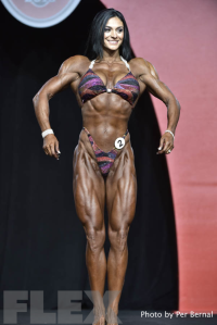 Sara Ard - Figure - 2016 Olympia