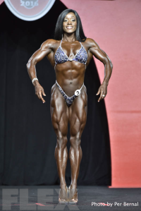 Brittany Campbell - Figure - 2016 Olympia