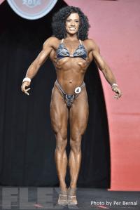 Cassandra Carpenter - Figure - 2016 Olympia