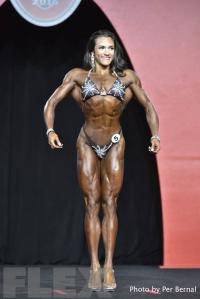 Natalia Abraham Coelho - Figure - 2016 Olympia