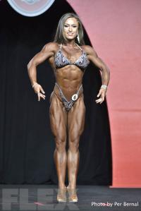 Swann Delarosa - Figure - 2016 Olympia