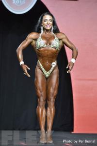 Maria Luisa Baeza-Diaz - Figure - 2016 Olympia