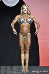 Krista Dunn - Figure - 2016 Olympia