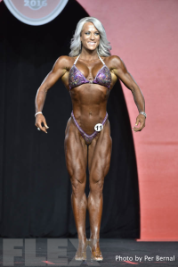 Stephanie Hammermeister - Figure - 2016 Olympia