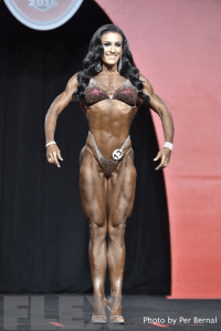 Carly Horrell - Figure - 2016 Olympia