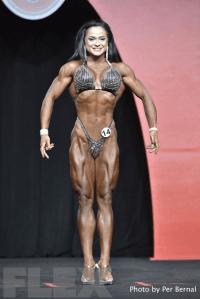 Ivana Ivusic - Figure - 2016 Olympia