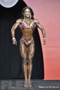 Candice Lewis-Carter - Figure - 2016 Olympia