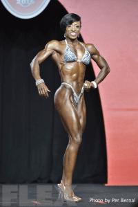 Vera Mallet - Figure - 2016 Olympia