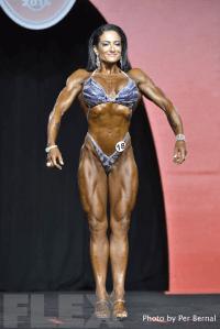 Camala Rodriguez-McClure - Figure - 2016 Olympia