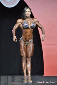 Jessica Reyes Padilla - Figure - 2016 Olympia