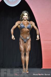 Sandra Grajales Romero - Figure - 2016 Olympia