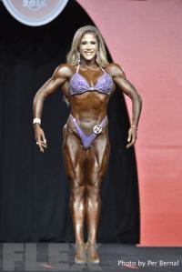 Karina Grau Servin - Figure - 2016 Olympia