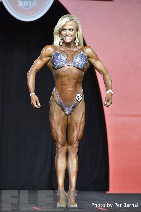 Gennifer Strobo - Figure - 2016 Olympia