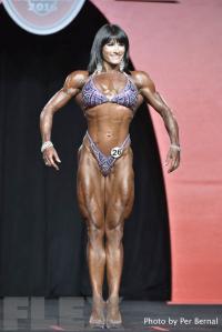 Jennifer Taylor - Figure - 2016 Olympia