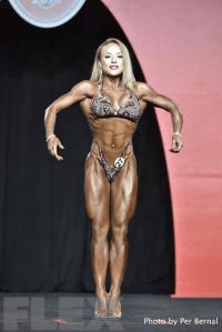 Bojana Vasilijevic - Figure - 2016 Olympia