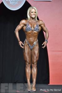 Nicole Wilkins - Figure - 2016 Olympia