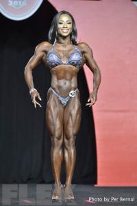 Latorya Watts - Figure - 2016 Olympia