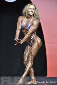 Gloria Faulls - Women's Physique - 2016 Olympia