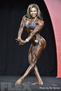 Heather Grace - Women's Physique - 2016 Olympia