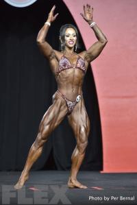 Rosanna Harte - Women's Physique - 2016 Olympia
