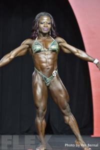 Rosela Joseph - Women's Physique - 2016 Olympia