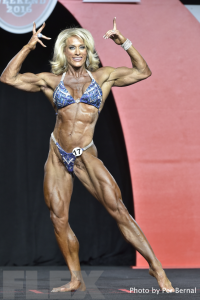 Tamee Marie - Women's Physique - 2016 Olympia