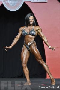 Frances Mendez - Women's Physique - 2016 Olympia