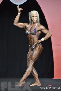Kira Neuman - Women's Physique - 2016 Olympia