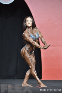 Stacey Norris - Women's Physique - 2016 Olympia