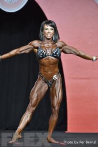 Melissa Pearo - Women's Physique - 2016 Olympia