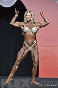 Jamie Nicole Pinder - Women's Physique - 2016 Olympia
