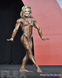 Danielle Reardon - Women's Physique - 2016 Olympia