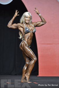 Erika Reed - Women's Physique - 2016 Olympia