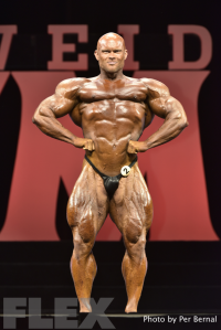 Ben Pakulski - Open Bodybuilding - 2016 Olympia