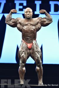 Akim Williams - Open Bodybuilding - 2016 Olympia
