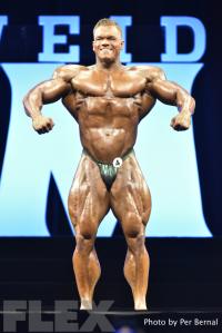 Dallas McCarver - Open Bodybuilding - 2016 Olympia