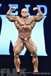 Lukas Osladil - Open Bodybuilding - 2016 Olympia