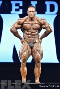 Josh Lenartowicz - Open Bodybuilding - 2016 Olympia