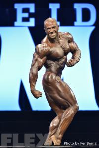 Alex Cambronero - 212 Bodybuilding - 2016 Olympia