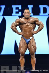 Guy Cisternino - 212 Bodybuilding - 2016 Olympia